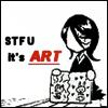 Cleo: STFU it's art :P
