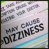 May cause dizziness