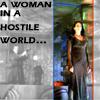 Aeryn - woman in a hostile world