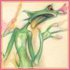 fairies green by anaxila