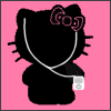 Like a pure white diamond I'll shine on and on: Hello Kitty MP3