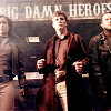 Glinda the Good: Officially!: Firefly: big damn heroes