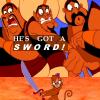 serenamina: Disney~ Abus Sword