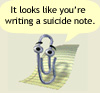 fucking paperclip