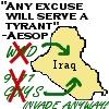 tyrant, bush