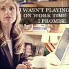 BtVS//Buffy: No Playing on Work Time