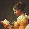 Fragonard's Girl Reading