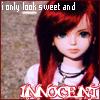 Innocent (redhead)