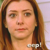 Willow Rosenberg: Eep!