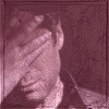 Wesley Wyndam-Pryce: Hand face