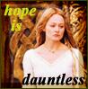 hope is dauntless