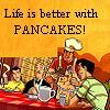 Merlin Missy: Pancakes
