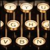 The Archangel Maja: typewriter