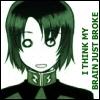 Sana-chan: My Brain Broke!