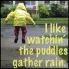 No Rain - Puddles