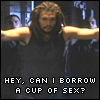 Little Red: sga - ronon cup of sex - jainamsolo
