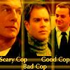 Maria: scary/bad/good cop
