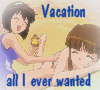 Saki & Uruka - Vacation