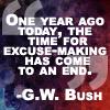 BushQuoteExcuses