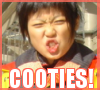 eh, wot?: cooties!