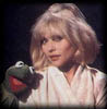 Debbie & Kermit