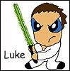 Star Puff Luke by Poshkitten
