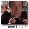 azicrow: Geek moi?
