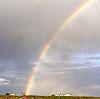 Kelpie: rainbow