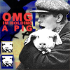 bowie - omg a pig