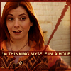 Willow: Thinking Myself In A Hole