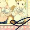 Yuuki Hikari: Toddler!Al Love