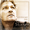 Sharpe Never Say Die by wizzicons