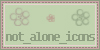 Not Alone Icon - McFly Icons by Sophie