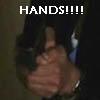 Shit: hands