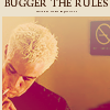 snitches be crazy: spike - bugger rules