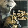 Karalaine: have you hugged your drd today?