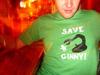 wizardrock, t-shirt, ghost