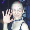 Me Bald Clubbing