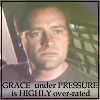 The Cake Maker of Kiev (could kick your ass): grace under pressure (is overrated)(SGA)