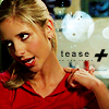 Buffy -- tease