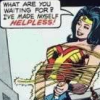 Wonder Woman Bondage