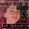 Ani DiFranco - women should be allies an