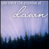 dS Promise at Dawn - L Cohen