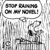 stop raining!