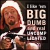 BJ: Jayne Big Dumb Uncomplicated