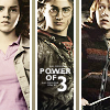 harry potter // power of 3