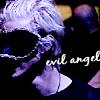 Evil angel by awakencordy