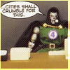 Lady A!: Dr Doom Cities Will Crumble