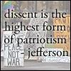Dissent - Jefferson