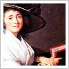 art // lady reading